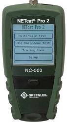 Greenlee  NetCat Pro NC-500