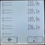 Измерение расстояния до обрыва пары.