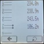 Технология измерения: по отраженному импульсу (TDR*).